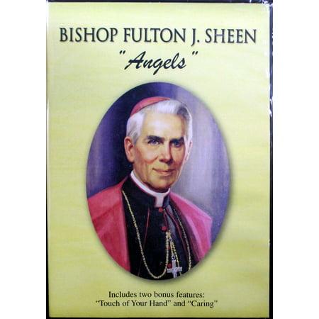 Bishop Fulton J. Sheen classic television program on Angels DVD