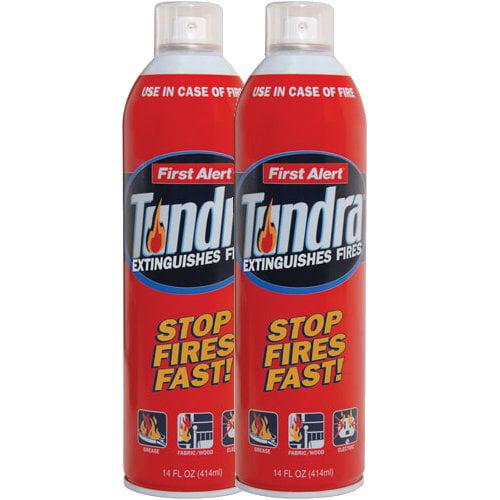 Tundra Fire Extinguishing Spray (2pk)
