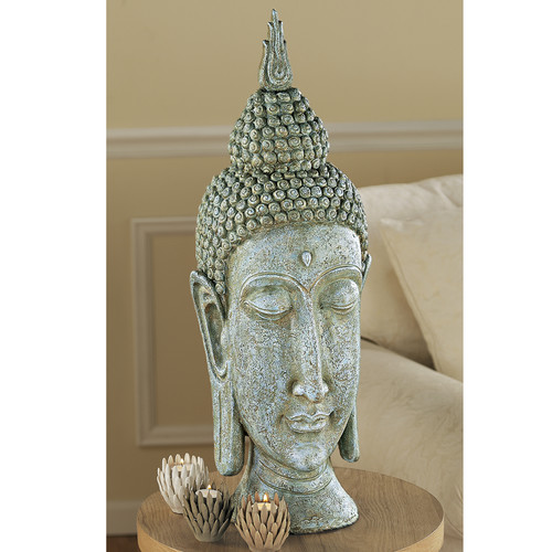Design Toscano Sukhothai Buddha Asian Bust