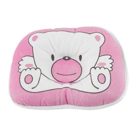 JOYFEEL Clearance Bear Pattern Pillow Newborn Infant Baby Support Cushion Pad Prevent Flat Headfor Baby