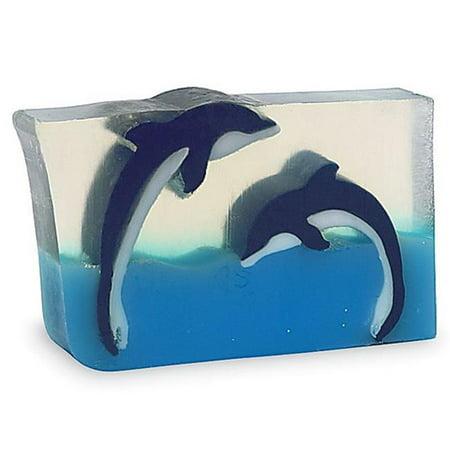 Primal Elements SWDD Dueling Dolphins 5.8 oz. Bar Soap in Shrinkwrap