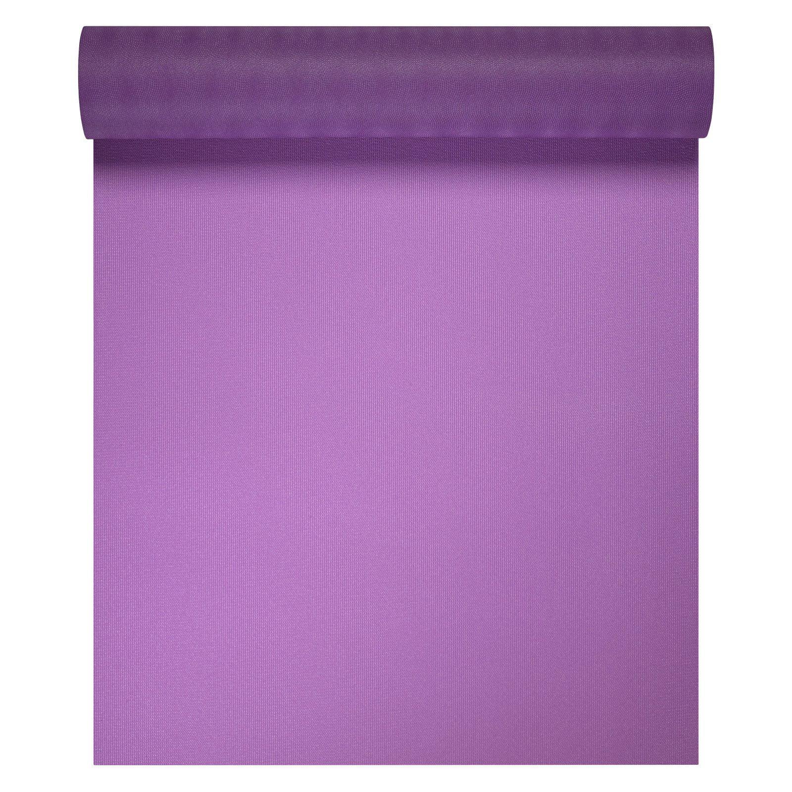 Gaiam Ultra Sticky Yoga Mat 6mm Purple Brickseek