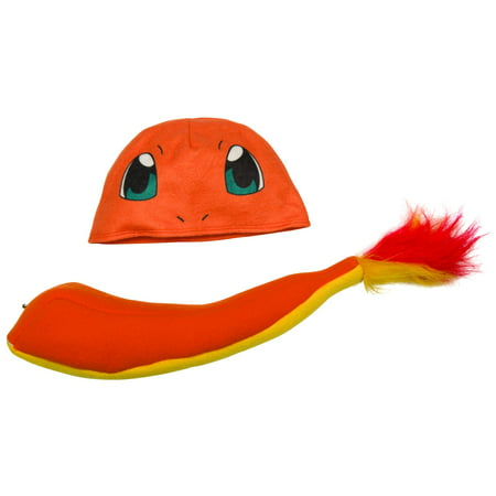Charmander Costumes (Pokemon Charmander Child Costume)