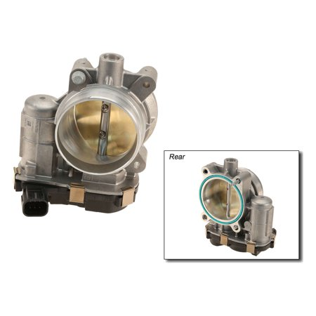 Gm Throttle Body Injection (ACDelco GM Original Equipment FI Throttle Body 217-3108)