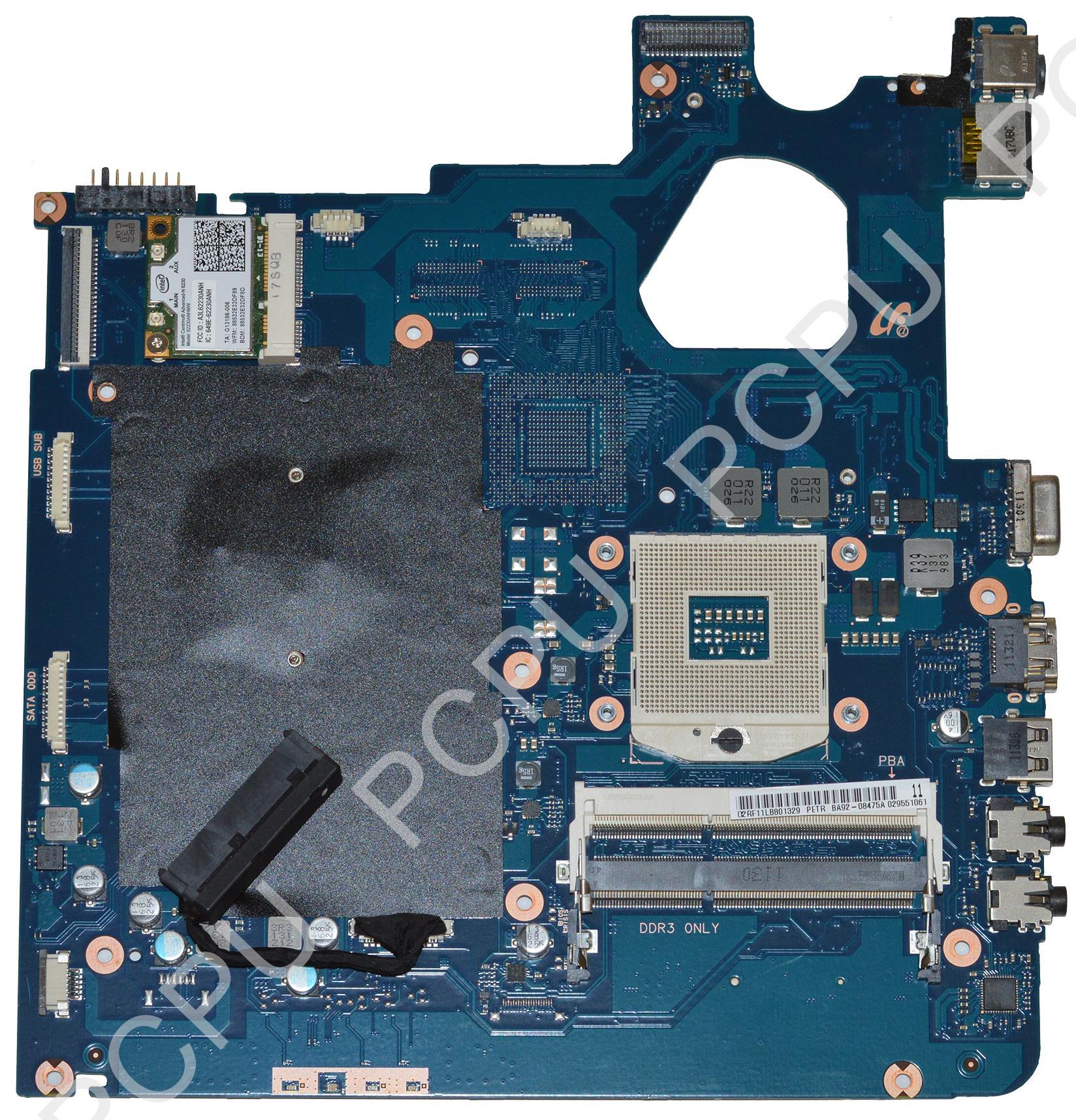 BA92-08475A Samsung NP300V5A Intel Laptop Motherboard s989