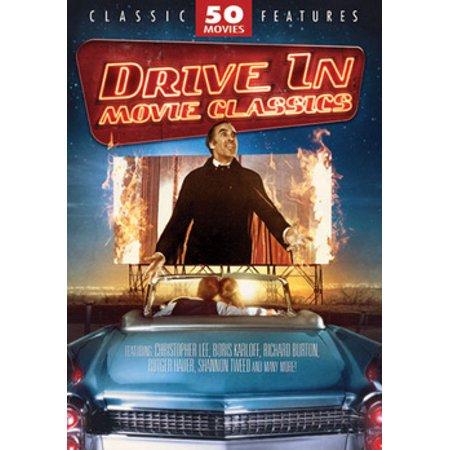 Drive-In Movie Classics 50 Movie Pack (DVD)