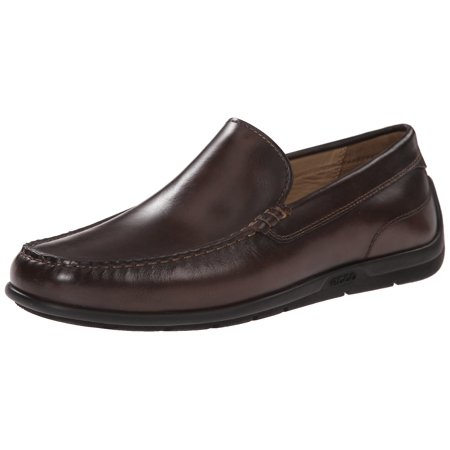 ECCO Men's Classic Moc 2.0 Slip-On Loafer (Coffee, 8-8.5 D(M) -