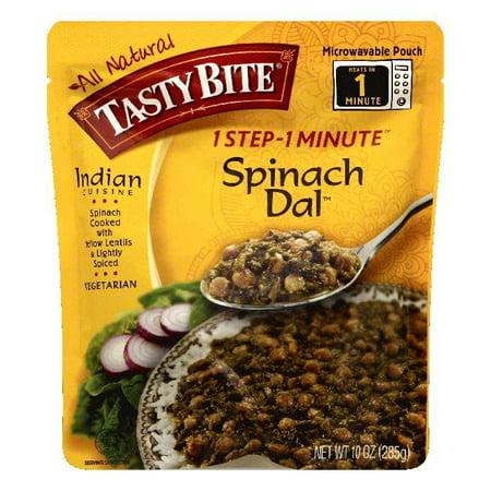 Tasty Bite Spinach Dal, 10 OZ (Pack of 6) ()