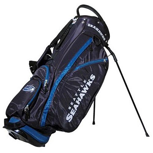 Team Golf NFL Seattle Seahawks Fairway Golf Stand Bag