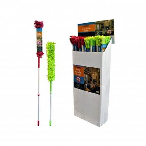 48-Pc Extendable Handle Duster Display