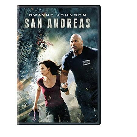 San Andreas (DVD) - San Diego Halloween Movies
