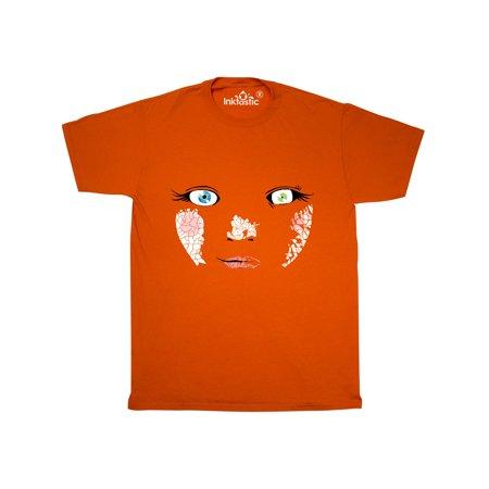 Monster Faces Baby Doll T-Shirt Goddess Baby Doll T-shirt