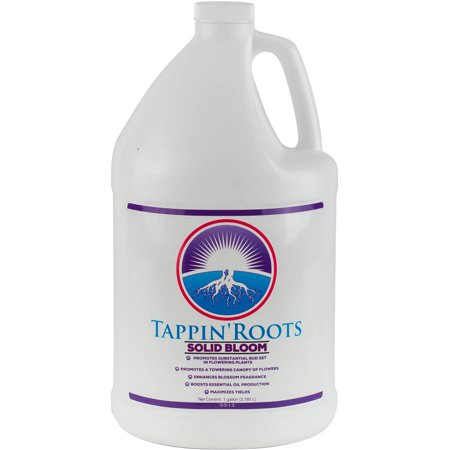 Tappin Roots Solid Bloom, 1 Gal