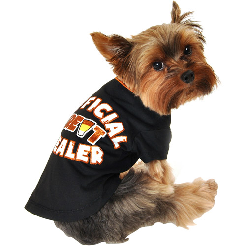 Simply Dog Treat Stealer Dog T-Shirt, Black, (Multiple Sizes Available)