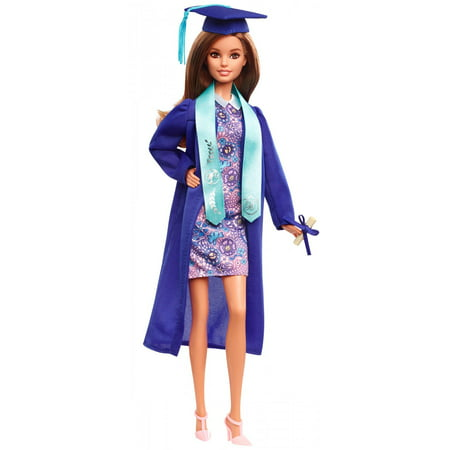 Barbie Graduation Day Doll with Themed Accessories - Graduation Barbie