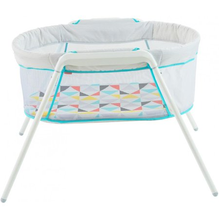 Fisher Price Baby Papasan Cradle - Fisher-Price Stow 'N Go Bassinet