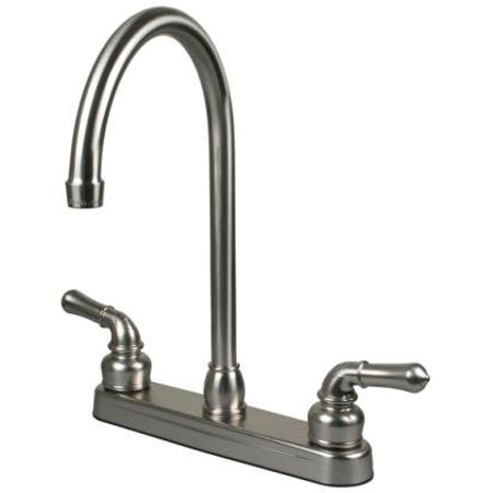 Rv Mobile Home Kitchen Sink Faucet With 14 5 Tall Spout