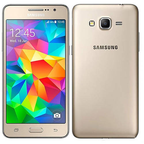 Samsung Grand Prime Duos G531H GSM Smartphone (Unlocked), Gold
