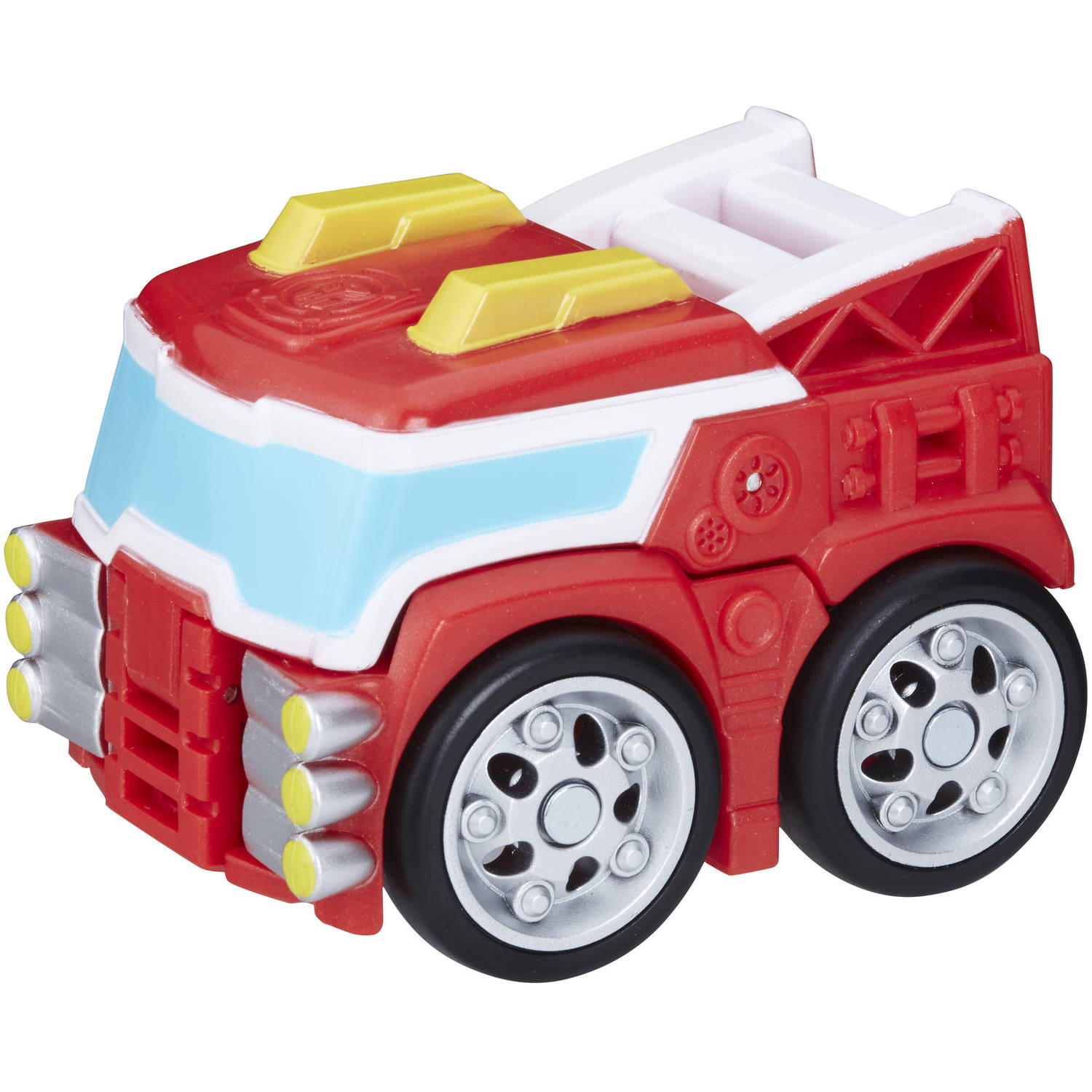 Playskool Heroes Transformers Rescue Bots Flip Racers Heatwave the Fire-Bot by Hasbro