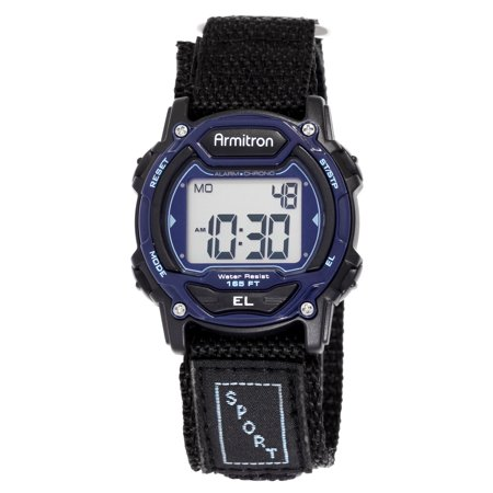 Unisex Sport Blue Round Watch
