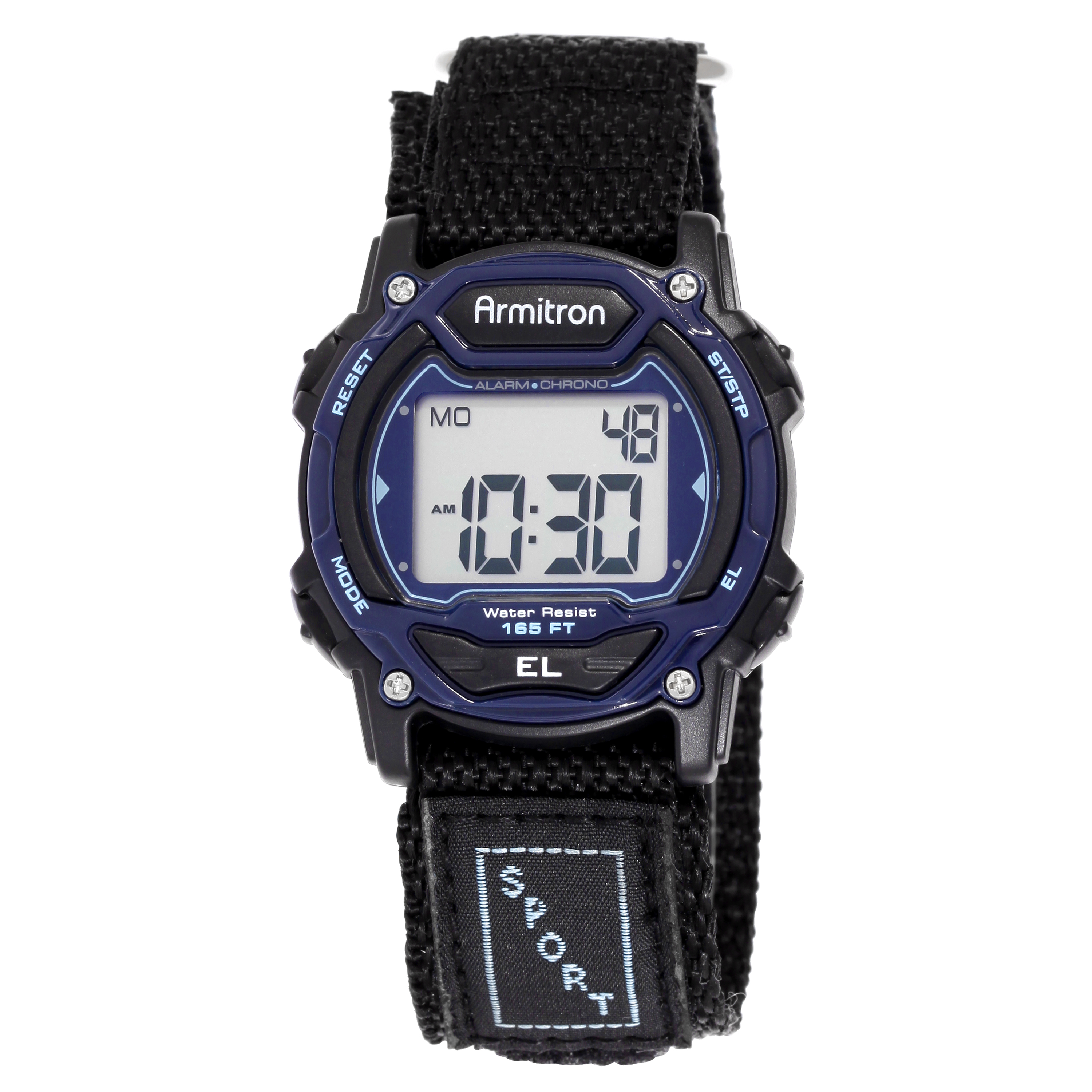 Armitron Unisex Sport Blue Round Watch
