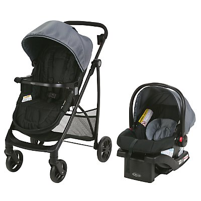 Graco® Modes™ Essentials Travel System with Snug ride 30 Infant Car Seat