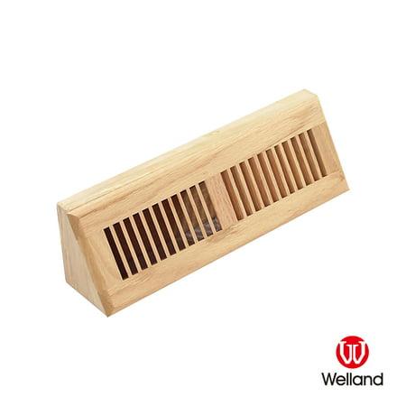 Welland 15 Quot Wood Vent Floor Register Baseboard Diffuser