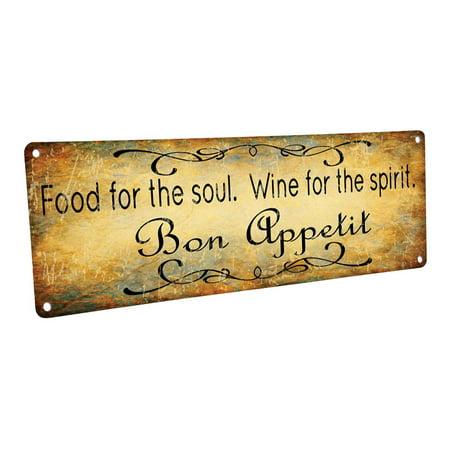 Bon Voyage Signs (Bon Appetit 4