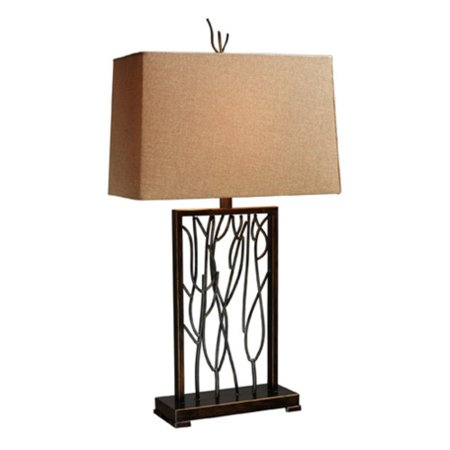 Dimond Lighting Belvior Park Table Lamp (Park Handcrafted Lamp)