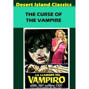 Curse of Vampire [DVD] by