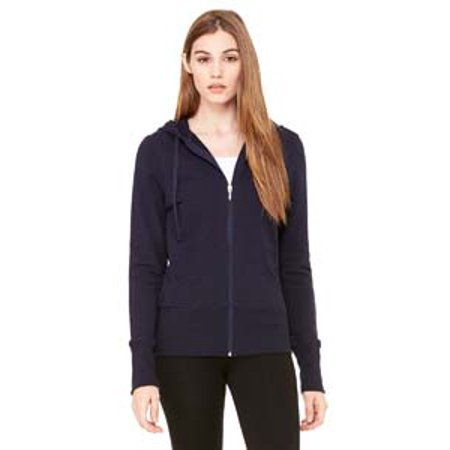 Bella + Canvas Ladies' Stretch French Terry Lounge Jacket ()