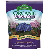 AV4, Organic African Violet Potting Mix, 4-Quart