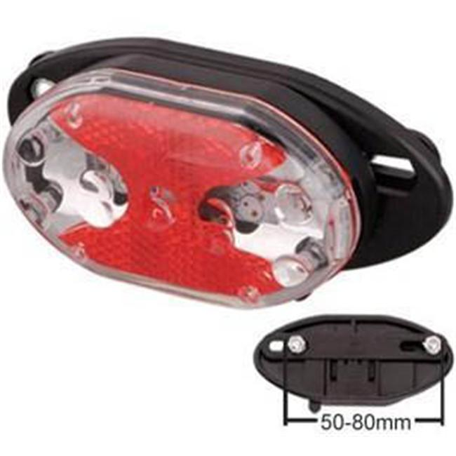 Bright Ideas 748T 9 LED bike Tail light
