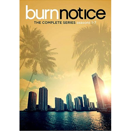 Burn Notice: The Complete Series (DVD)