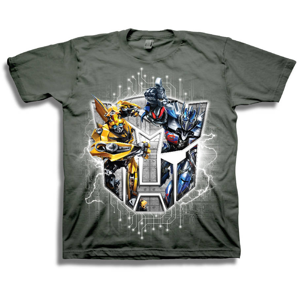 Transformers Boys Autobots T-Shirt
