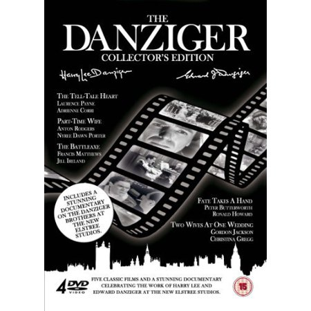 The Danziger Collection - 4-DVD Box Set ( The Tell-Tale Heart / Part-Time Wife / The Battleaxe / Fate Takes a Hand / Two Wives at One Wedding ) ( [ NON-USA FORMAT, PAL, Reg.0 Import - United Kingdom ] ()