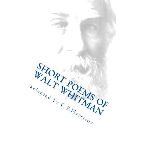 Short Poems of Walt Whitman - Short Christian Halloween Poems