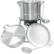 King Kooker Southwestern Sizzler 12-Inch Outdoor Cooking Set