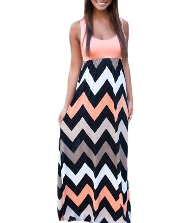 Walmart's Tank Maxi Dress Patterns