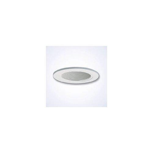 Cooper Lighting 993W 4-Inch White Coilex Baffle Trim Non-Ic/Ic