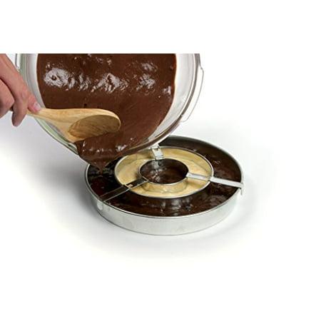 Norpro Checkerboard Cake Pan Set ()