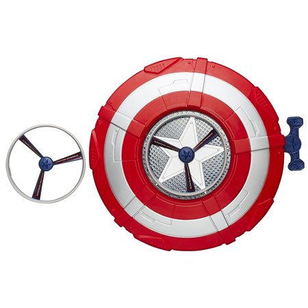 Brand New  Avengers Age of Ultron Captain America Star Launch Shield, High-quality - Captain America Shiels