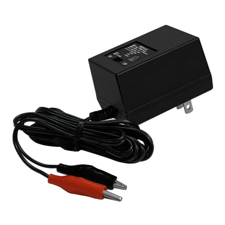 ML-AC612 6V/12V Charger for SL Waber POWERHOUSE 320T 12V 5Ah Battery - image 2 de 6