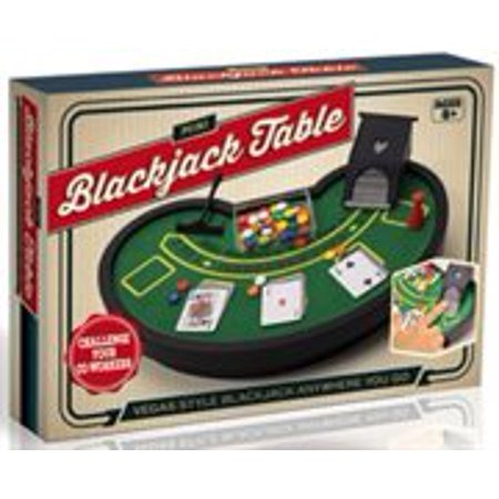 Mini Blackjack Pool Table - Blackjack Table