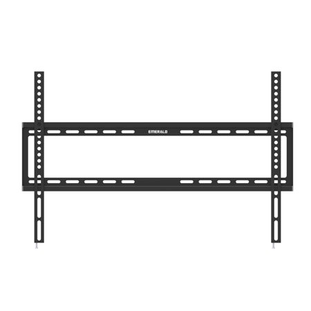 emerald fixed tv wall mount for 37 70 tvs 3054. Black Bedroom Furniture Sets. Home Design Ideas