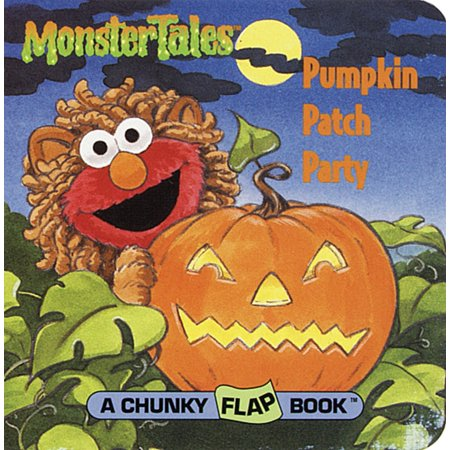 Pumpkin Patch Party (Sesame Street) (Board - Sesame Place Halloween Party