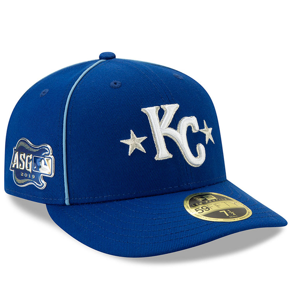 new appearance temperament shoes lower price with Kansas City Royals New Era 2019 MLB All-Star Game On-Field Low ...