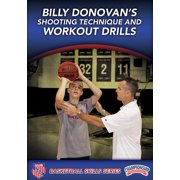 AAU Basketball Skills Series: Shooting Technique and Workout Drills DVD