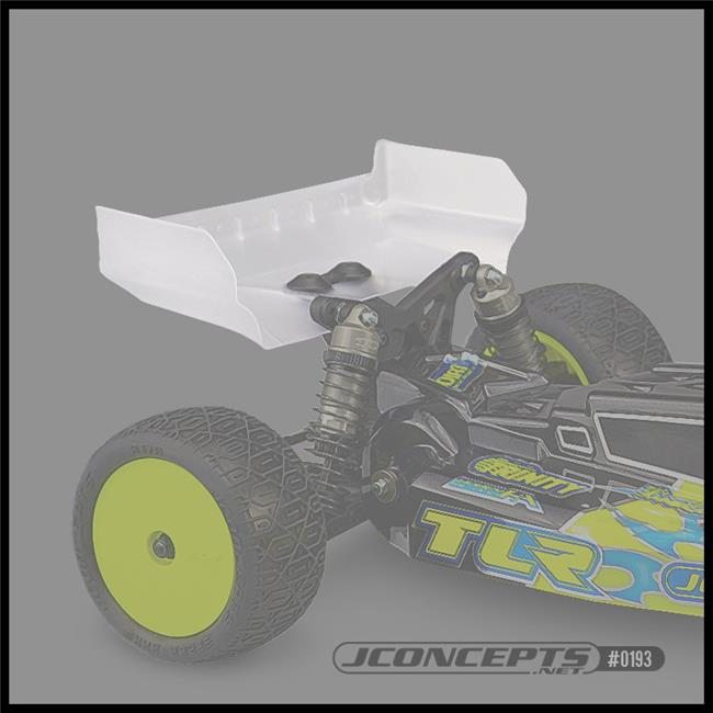 JConcepts JCO0193 Aero S-Type TLR 22 4.0 Wing - 2 Piece - image 1 of 1