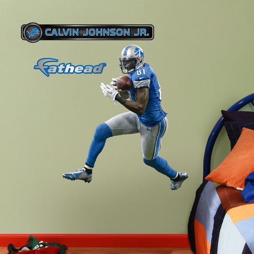 Fathead NFL Junior Wall Decal